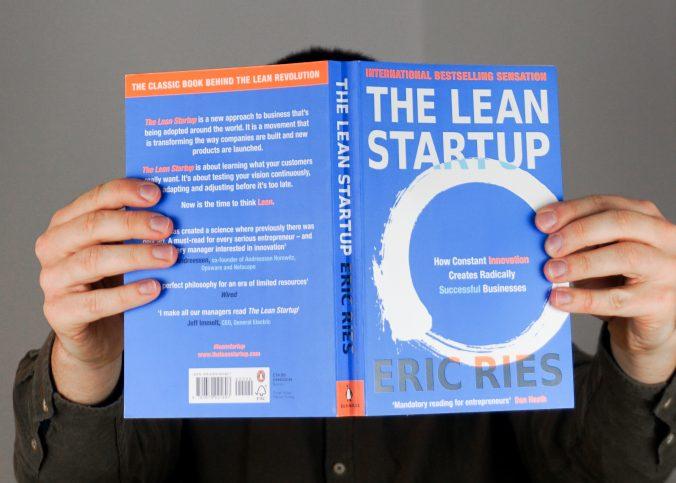 Lean Startup Buch