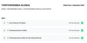 Lean Startup Prinzipien