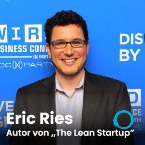 Autor Lean Startup