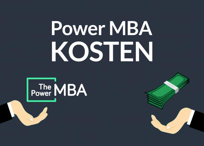 Power MBA Preis